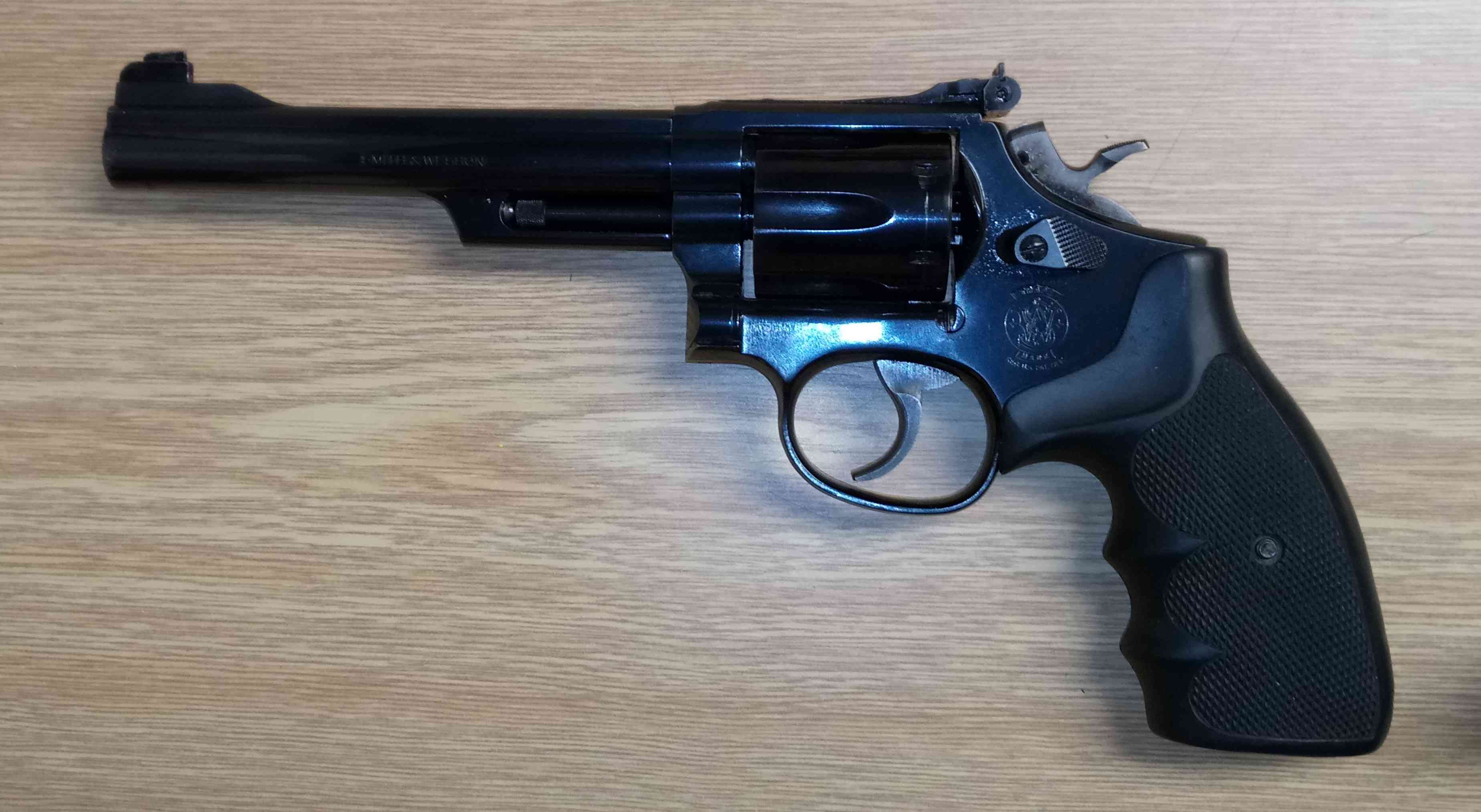 Revolver 19-7 SMITH & WESSON, .357 Magnum